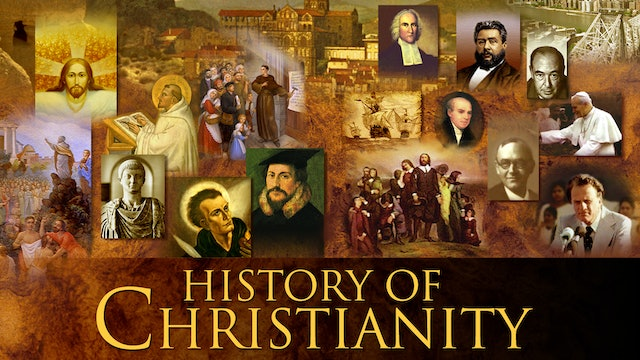 History Of Christianity - Workbook