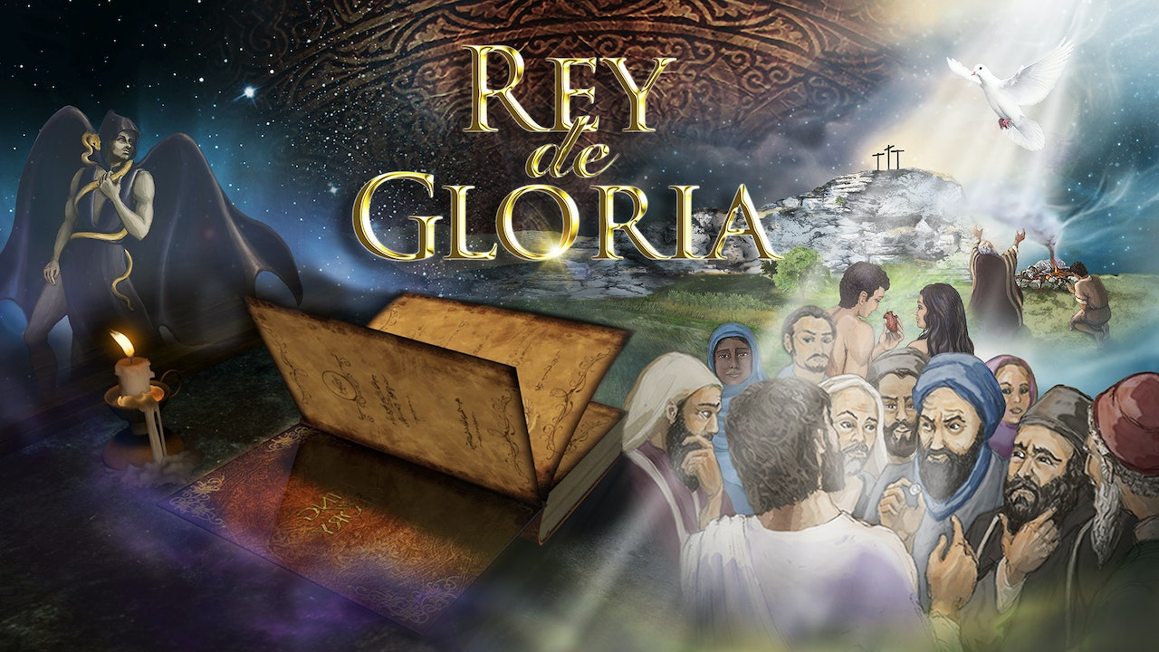 King of Glory - Spanish