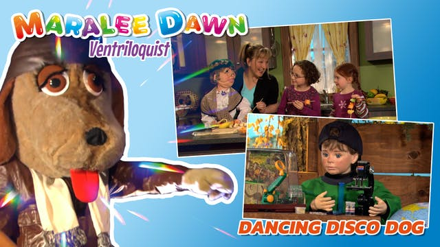 Maralee Dawn and Friends: Dancing Dis...