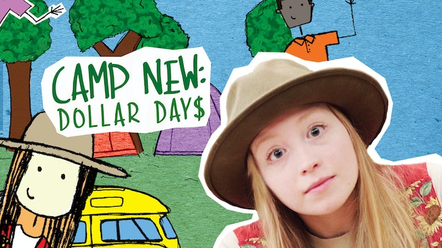 Camp New - Dollar Days