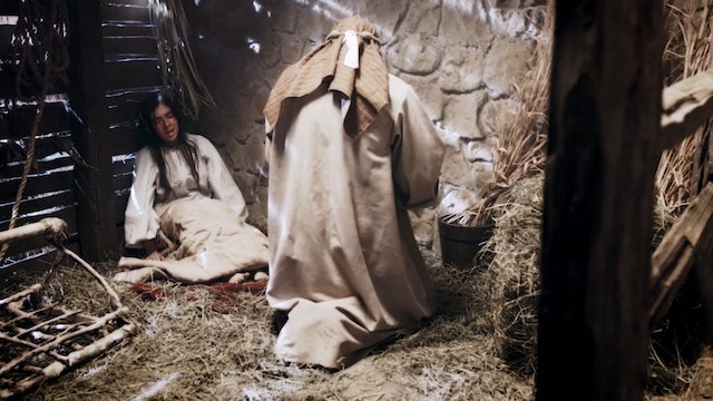 Mary and the Burial