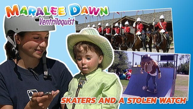 Maralee Dawn and Friends: Skaters and...