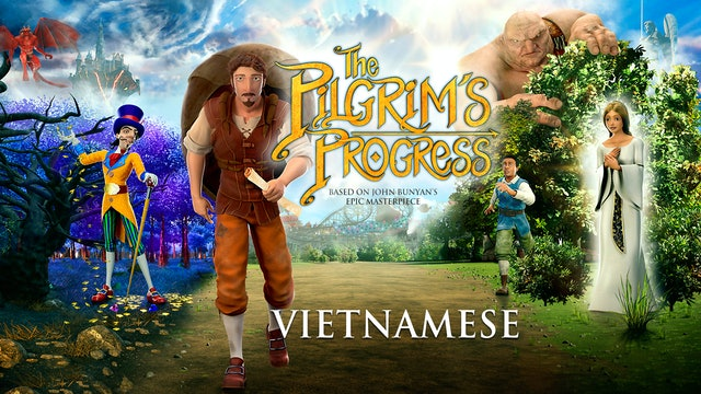The Pilgrim's Progress - Vietnamese