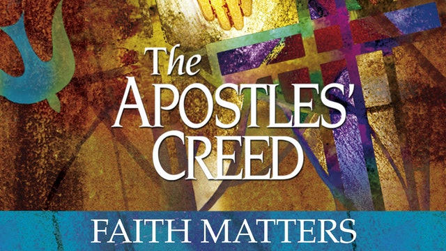 Faith Matters - Savior of the World
