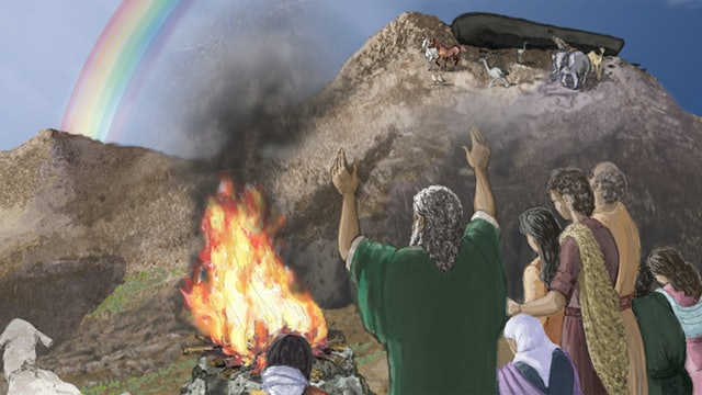 REY de GLORIA - La rebelión del hombre y la fidelidad de Dios