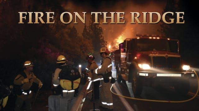 Fire on the Ridge
