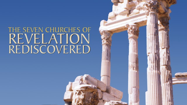 Seven Churches Of Revelation Rediscovered