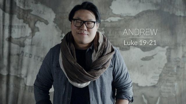 Luke EP18 - Andrew