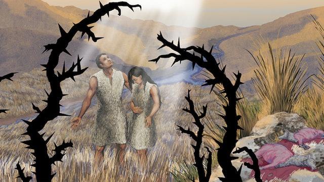 REY de GLORIA - La maldición del pecado y la promesa de Dios