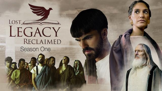Lost Legacy Reclaimed Volume 1
