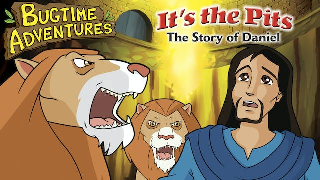 Bugtime Adventures - The Daniel Story