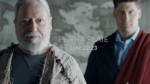 Luke EP19 - Peter and Pilate