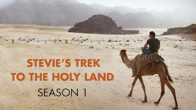 Stevie's Trek to the Holy Land - The Miracle of Moses