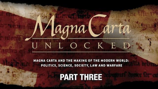 Magna Carta Unlocked - Decadence and Revival