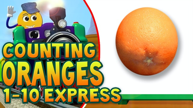 Counting Oranges
