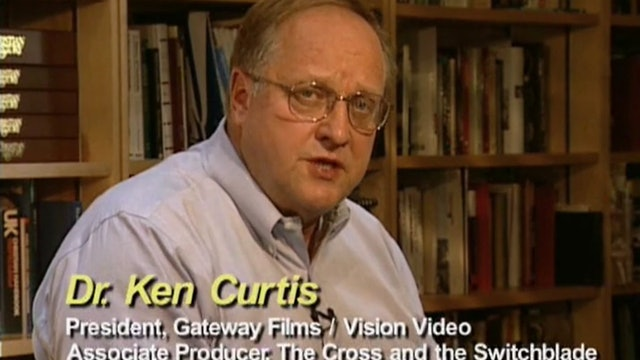 The Cross and the Switchblade - A Commentary with Producer Dr. Ken Curtis