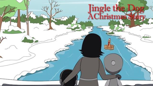 Jingle the Dog - A Christmas Story