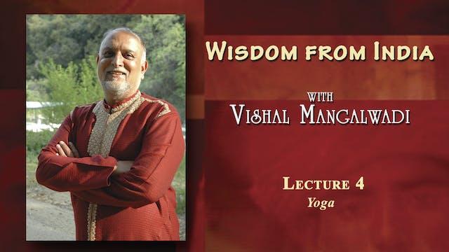 Wisdom from India - Yoga