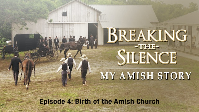 Birth of the Amish Church