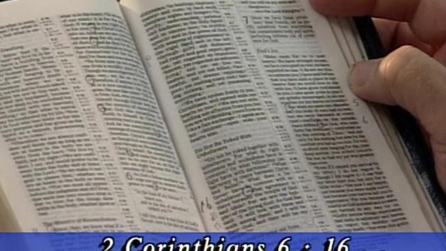 Salvation - Sanctification