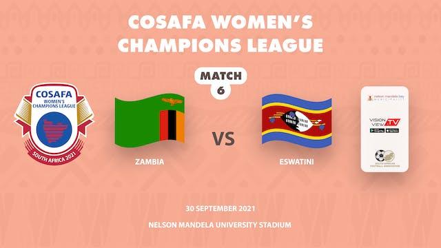 COSAFA Women's Championship 2021