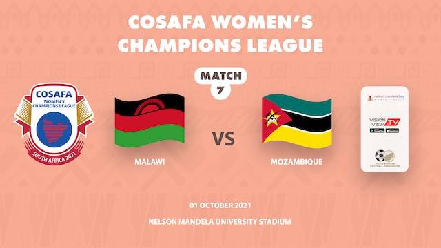 Malawi vs Mozambique