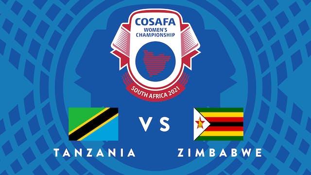 Tanzania vs Zimbabwe