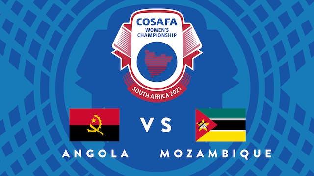 Angola vs Mozambique