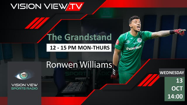 Ronwen Williams