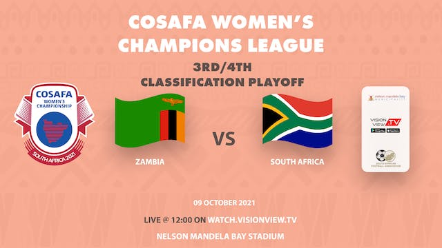 Playoffs - Zambia vs South Africa Part 2