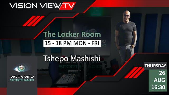 Tshepo Mashinini