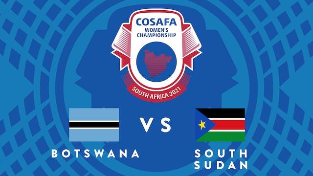 Botswana vs South Sudan