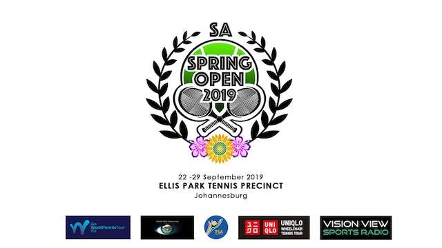 SA Spring Open