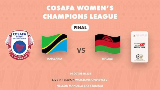 Final - Tanzania VS Malawi