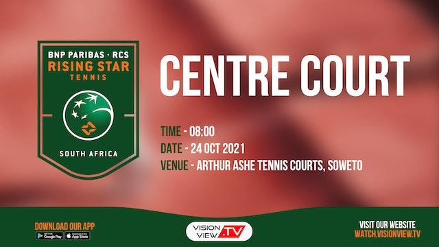 BNP Paribas Rising Star Tennis Event (Centre Court)