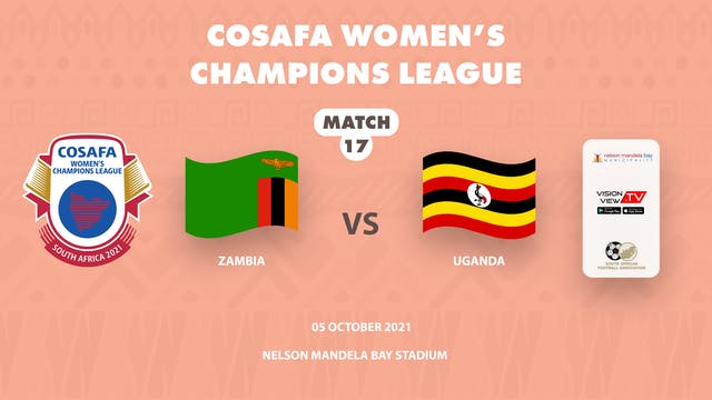 Zambia vs Uganda