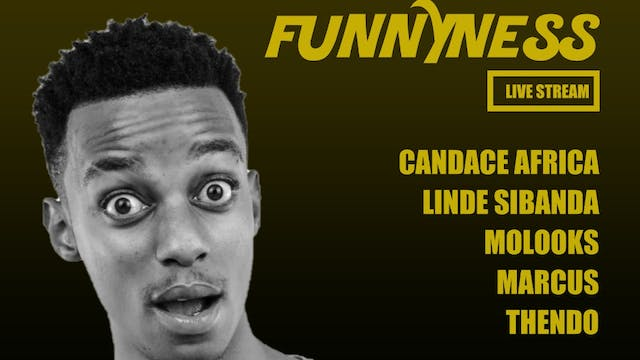Funnyness LIVE on the 12th of August ...