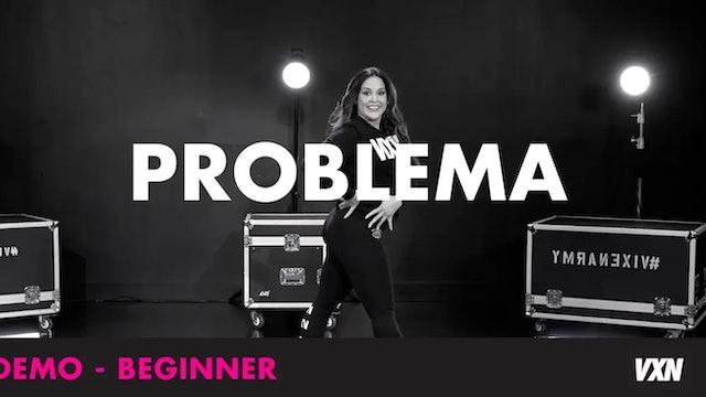 PROBLEMA - DEMO BEGINNER