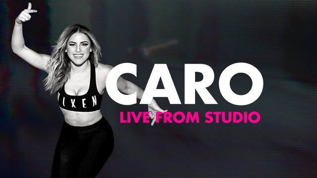 VXN LIVE WITH CARO