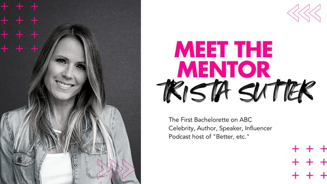 Get to know Trista Sutter