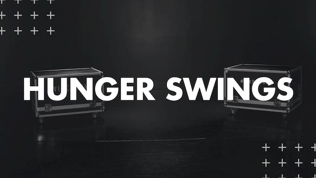 HUNGER SWING