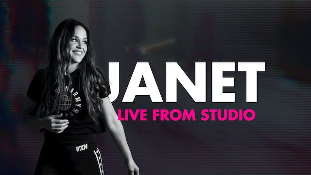 55min VXN LIVE with Janet (feat. Brit...