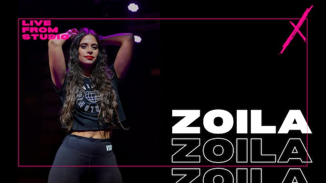 VXN LIVE WITH ZOILA- WEDNESDAY 9/23 AT 6PM