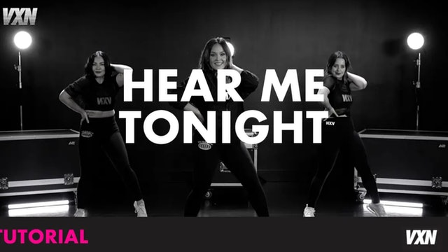 HEAR ME TONIGHT - DEMO