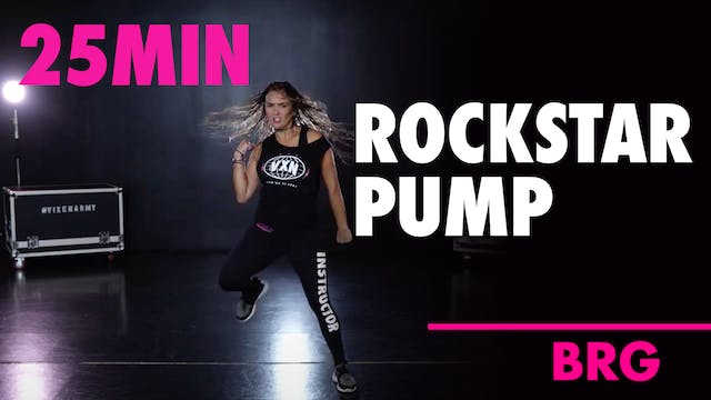 25MIN ROCKSTAR PUMP with Mitze