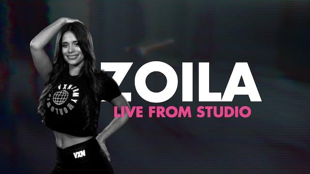 VXN LIVE WITH ZOILA ( EN ESPAÑOL)