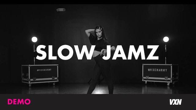 SLOW JAMZ - DEMO