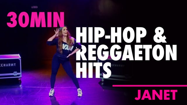 30MIN HIP-HOP & REGGAETON HITS with J...