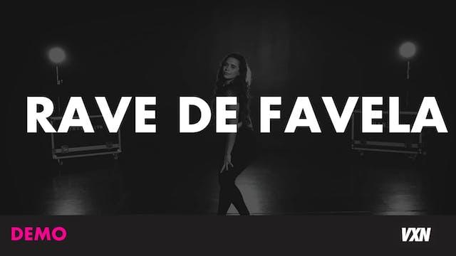 RAVE DE FAVELA - Demo