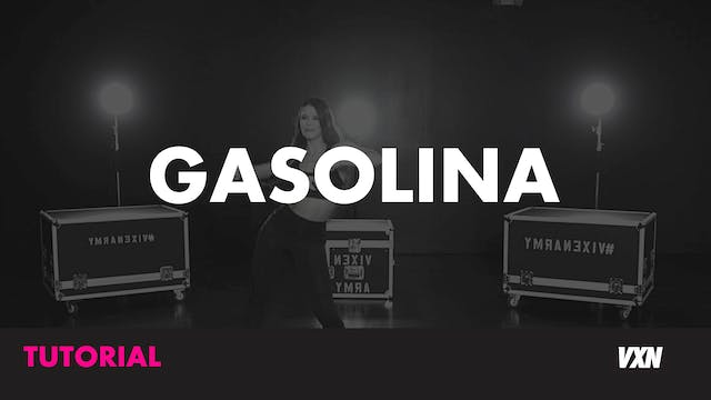GASOLINA - Tutorial